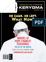 Kerygma Magazine February 2016