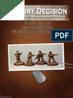Early-Mid War US Infantry Field Guide