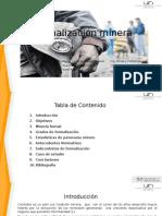 formalizacion minera en Colombia