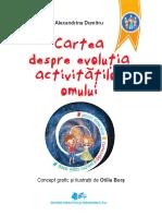 Pagini Cartea Despre Evolutia Activitatilor Omului