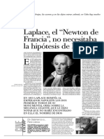 Laplace El Newton de Francia