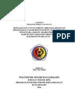 Laporan PKL 2016