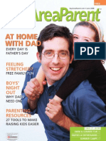 BAP SF Peninsula - June 2008 - Dad Article