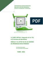Funcionamiento Basico de La Laptop XO