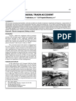 Ghaisal Train Accident 2002