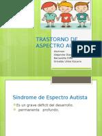 TRASTORNO DE ASPECTRO AUTISTA.pptx