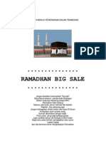 Ramadhan Big Sale