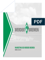 Oliver Rau WERDER BREMEN Marketingtagung 2014-04-02