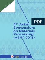 Asmp Proceedings 2015