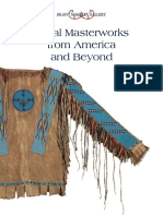 Tribal Masterworks From America and Beyond
