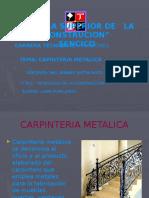 CARPINTERIOA METALICA