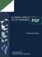 DEBATE JURÍDICO Y MORAL DE LOS TRANSGÉNICOS.pdf