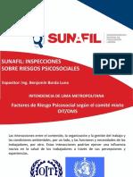 "Seminario ""Sunafil"