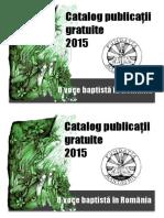 Catalog materiale 2015