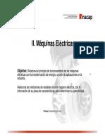 2. Maquinas Electricas Estaticas y Rot