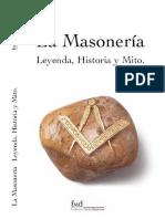 Maria Deraismes (Fundación) - La Masonería. Leyenda, Historia y Mito