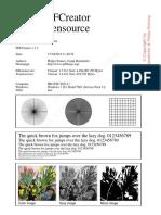 Testpage - PDFCreator