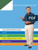 Fujitsu Ducted Brochure