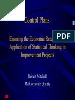 Control Plans