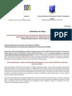 Comunicat Actiuni SNLP FSANP 03.06.2016