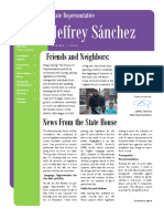 Sanchez Summer 2016 Newsletter