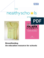 Breast Feeding - An Education Resource for Schools