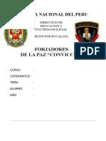 Ciencia Policial Monografia