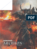 Archaon Book 1 - The Story