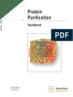 Protein Purification - Handbook AmershamBiosciences