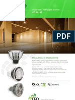 Polaris LED Spotlights