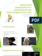Clase Epidemiología y Demografía Chile Adulto Mayor