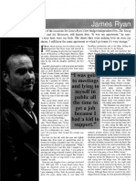 James Ryan Profile