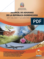 Arancel Aduanas 5ta Enmienda 2012 Con Portada