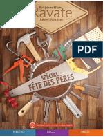 Catalogue Ravate Spécial Fête des Pères