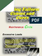 Bearing Failures - Presentation