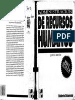 Administración de Recursos Humanos 5 Ed
