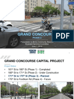 Grand Concourse Reconstruction Phase 3
