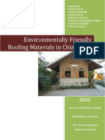 Environmentally Friendly Roofing Materials in Chiang Mai
