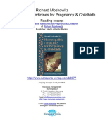Homeopathic Medicines for Pregnancy Childbirth Richard Moskowitz.03377 2CHAPTER 4 Two Female Remedies