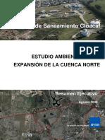 Estudio Ambiental Expansion Cuenca Norte