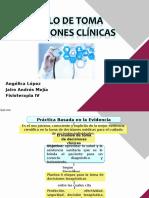 Modelo Toma de Desiciones Clinicas