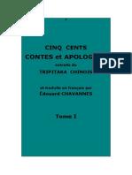 Chavannes Contes 1