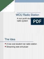 WOU Radio Station