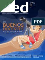 Revista de evaluación para docentes y directivos