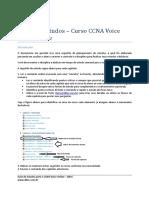 Guia de Estudos Para o CCNA Voice - V1.0