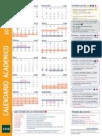 Calendario a4 2015-16