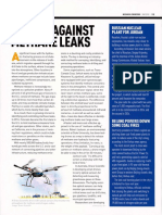 Drones Against Methane - Mech Engineering Article May 2015