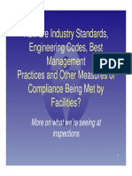 6 Codes Standards and What We See 021011