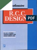 RCC Design by BC Punmia