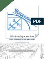 Guía Curso Microeconomía D Miras - Pilar - Pedro Baroni 2012